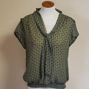 Apt. 9 blouse size large